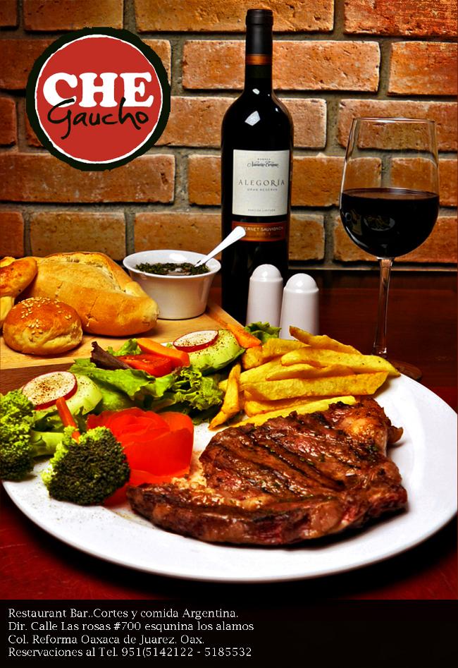 steak restruant oaxaca